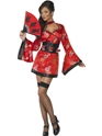 Adult Fever Vodka Geisha Costume Thumbnail