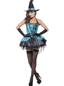 Adult Fever Witch Devine Costume Thumbnail