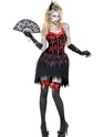 Adult Fever Zombie Burlesque Costume Thumbnail