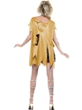 Adult Fever Zombie Gladiator Costume  - Side View - Thumbnail