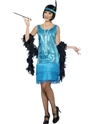 Adult Flirty Flapper Costume Thumbnail