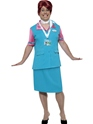 Flylo 2 in 1 Check-in Girls Costume Thumbnail