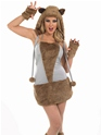 Adult Fox Lady Costume Thumbnail