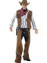 Adult Fringe Cowboy Costume Thumbnail