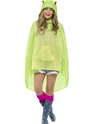 Frog Party Poncho Festival Costume Thumbnail