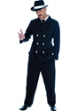 Adult Male Gangster Costume Thumbnail