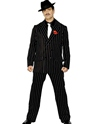 Adult Gangster Zoot Suit Costume Thumbnail