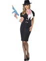 Adult Ladies Gangster's Moll Costume Thumbnail