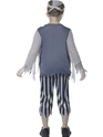 Child Ghost Ship Boy Costume  - Side View - Thumbnail