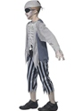Child Ghost Ship Boy Costume  - Back View - Thumbnail