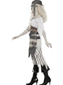 Adult Ghost Ship Shipwrecked Sweetie Costume  - Back View - Thumbnail