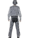 Adult Ghost Town Cowboy Costume  - Side View - Thumbnail