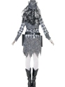 Adult Ghost Town Cowgirl Costume  - Side View - Thumbnail