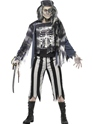 Adult Ghostly Pirate Costume Thumbnail