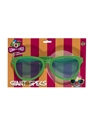Giant Sunglasses Bright Assorted  - Back View - Thumbnail