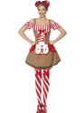 Gingerbread Woman Costume Thumbnail