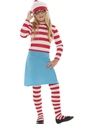 Child Where's Wally Wenda Costume Thumbnail