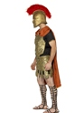 Adult Gladiator Costume  - Back View - Thumbnail