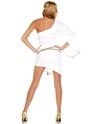 Adult Glam Goddess Costume  - Back View - Thumbnail
