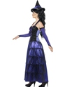 Adult Glamorous Witch Costume  - Back View - Thumbnail