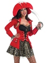 Adult Glitzy Pirate Costume Thumbnail