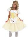 Adult Goldilocks Long Dress Costume Thumbnail