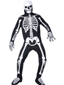 Adult Glow in the Dark Bones Costume Thumbnail