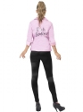 Adult Deluxe Grease Pink Lady Jacket  - Side View - Thumbnail