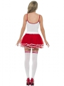 Adult 118 Marathon Runner Woman Costume  - Side View - Thumbnail
