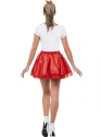 Adult Grease Sandy Cheerleader Costume  - Side View - Thumbnail