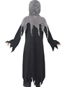 Child Grim Reaper Costume  - Side View - Thumbnail