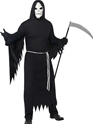 Adult Black Grim Reaper Costume Thumbnail