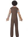 Adult Groovy Boogie Costume  - Side View - Thumbnail
