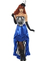 Adult Grotesque Burlesque Pin Up Costume Thumbnail
