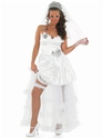 Adult Gypsy Bride Wedding Dress Thumbnail