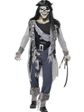 Adult Haunted Swashbuckler Pirate Costume Thumbnail