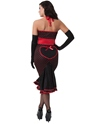Havanna Hurricane 50's Style Burlesque Costume  - Back View - Thumbnail