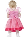 Child Hello Kitty Ballerina Fairy Costume  - Side View - Thumbnail
