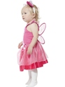 Child Hello Kitty Ballerina Fairy Costume  - Back View - Thumbnail
