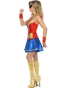 Adult Hero Hottie Costume  - Side View - Thumbnail