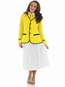 Adult Hi De Hi Female Camp Host Costume Thumbnail
