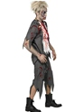 Adult Zombie School Boy Costume  - Side View - Thumbnail