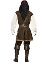 Adult High Seas Pirate Costume  - Side View - Thumbnail