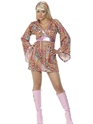 Adult Hippy Hottie Costume Thumbnail
