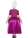 Child Horrible Histories Georgian Girl Costume  - Side View - Thumbnail