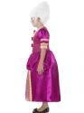 Child Horrible Histories Georgian Girl Costume  - Back View - Thumbnail