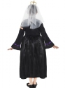 Child Horrible Histories Queen Victoria Costume  - Side View - Thumbnail