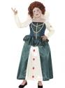 Child Horrible Histories Queen Elizabeth I Costume Thumbnail