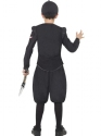 Child Horrible Histories Tudor Executioner Costume  - Side View - Thumbnail