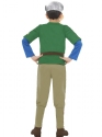 Horrible Histories Viking Boy Costume  - Side View - Thumbnail
